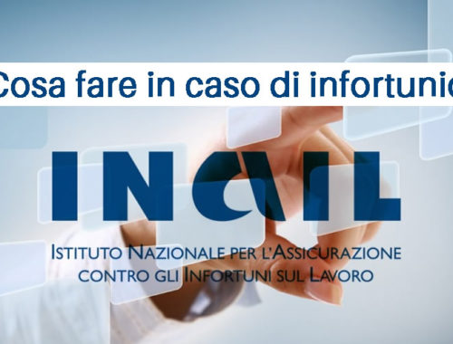 cosa fare in caso di infortunio inail