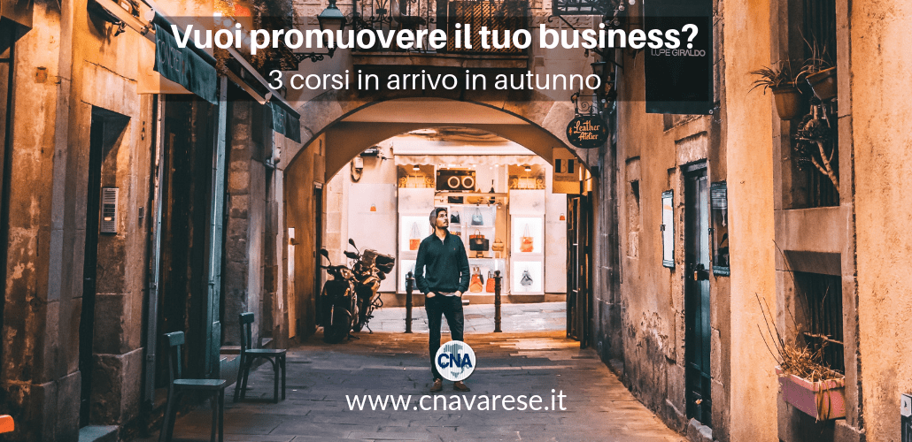 Promuovere business locale