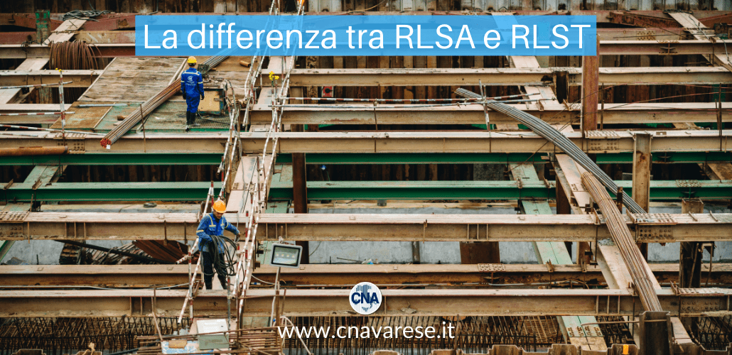 La differenza tra RLSA e RLS Territoriale