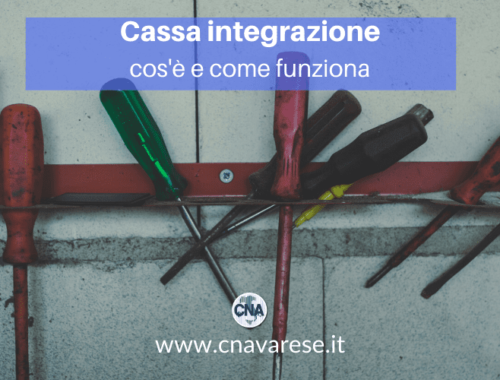 Cassa integrazione cos'è come funziona