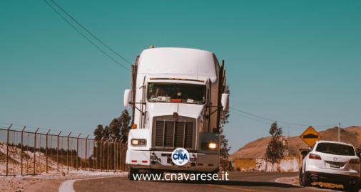 trasporto merci coronavirus