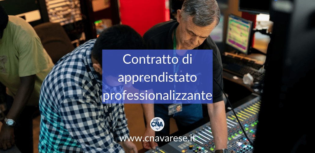 Contratto di apprendistato professionalizzante