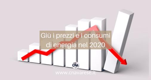 consumi energia 2020