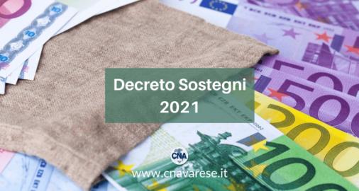 Decreto Sostegni 2021