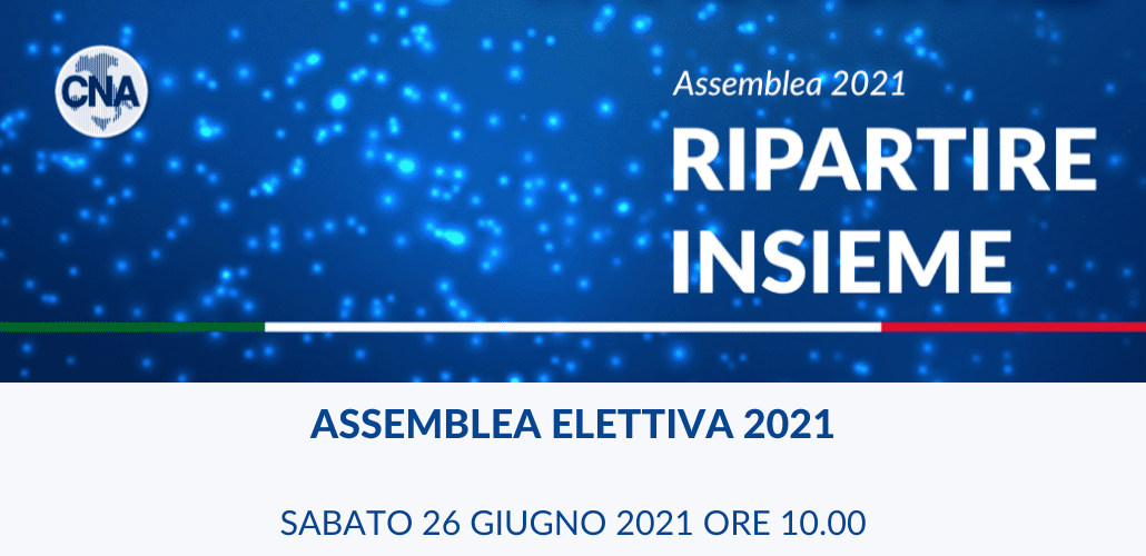 Assemblea elettiva CNA Varese 2021