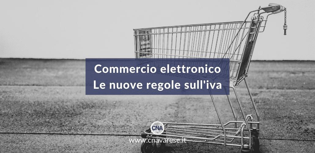 Commercio elettronico iva