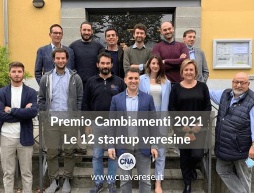Premio Cambiamenti 2021   Varese