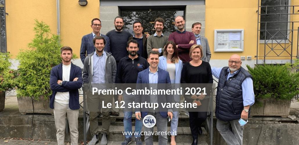 Premio Cambiamenti 2021 | Varese